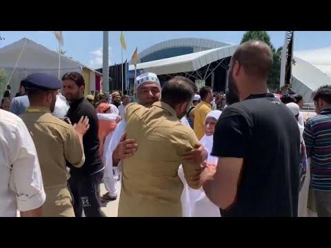 حجاج من كشمير يعربون عن قلقهم بشأن الوضع في الإقليم بعد عودتهم من السعودية