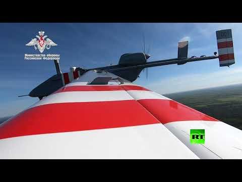 شاهد اختبار طائرة فوربوستأر المسيرة الجديدة