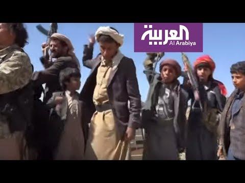 شاهد تعطيل العمل في بعض المدارس اليمنية بسبب انتهاكات الحوثيين