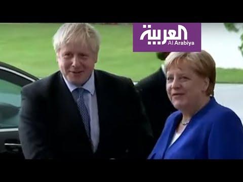 شاهد رئيس الوزراء البريطاني في جولة أوروبية جديدة