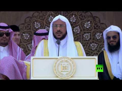 شاهد افتتاح أكبر مسجد في القارة الأوروبية في الشيشان