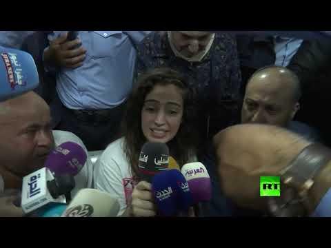 شاهد إسرائيل تفرج عن أسيرين أردنيين ويعودان إلى بلادهما