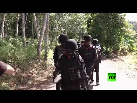 شاهد مقتل 15 شخصًا في هجوم لمتشددين في جنوب تايلاند