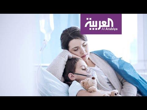 شاهد علاج ربو الطفل بالكورتيزون هل هو آمن
