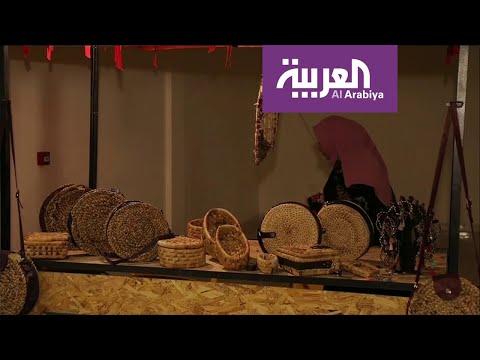 شاهد سوق عنبر يستعرض تراث الأردن وتقاليده الشعبية