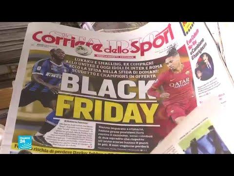 شاهد تجدّد الجدل بشأن العنصرية في الأوساط الرياضية الإيطالية