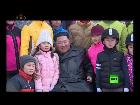 كيم جونغأون يؤكد أنهم يمكنهم تحقيق التنمية حتى في أسوأ المحن