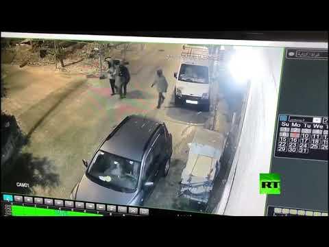 شاهد عمليات تخريب وشعارات عنصرية للمستوطنين في القدس