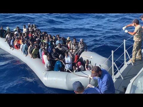 شاهد الوثائقي الحصري ليبيا العبور إلى الجحيم