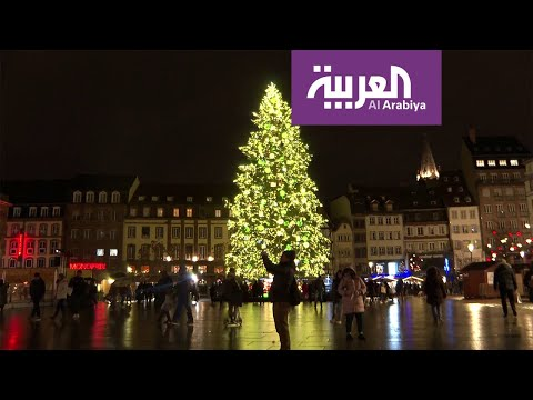شاهد جولة في أكبر أسواق الميلاد في أوروبايزوره ما يقارب مليوني شخص سنويًا
