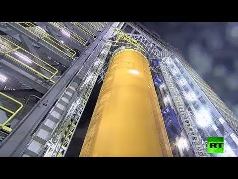 شاهد ناسا تدمر أكبر خزان وقود صاروخي في العالم