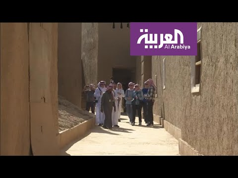 شاهد السعودية وجهة السياحة الشتوية الجديدة مع بداية الموسم