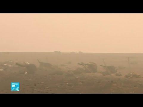 شاهد المساحات التي دمرتها الحرائق في أستراليا تساوي مرتين بلجيكا