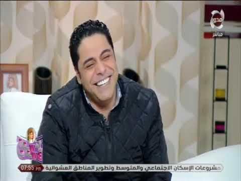 شاهد لقاء مع الصوت الطربي هاني حسن الأسمر