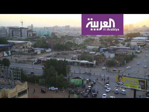 شاهد عودة الهدوء إلى الخرطوم بعد القضاء على تمرد في جهاز المخابرات