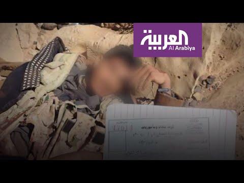 شاهد ضربة كبيرة للحوثي بمقتل قائد كتيبة الموت جابر المؤيد
