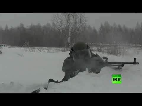 شاهد القوات الخاصة الروسية تداهم مصنع متفجرات افتراضي