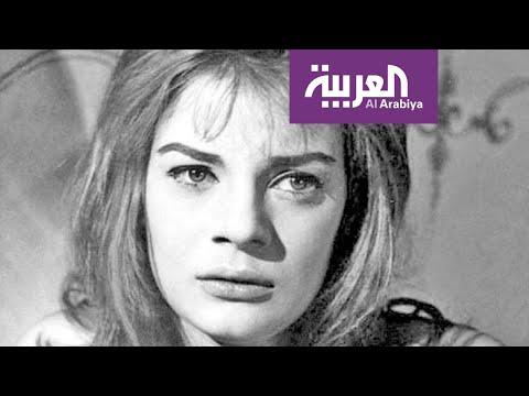 لقطات نادرة لـنادية لطفي أيقونة الجمال في السينما المصرية
