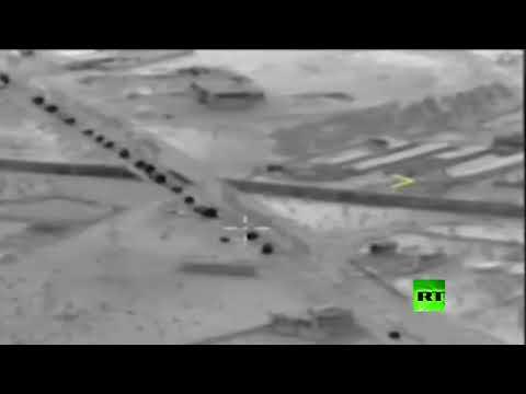شاهد الدفاع الروسية تنشر فيديو لرتل تركي بمنطقة خفض التصعيد في إدلب السورية