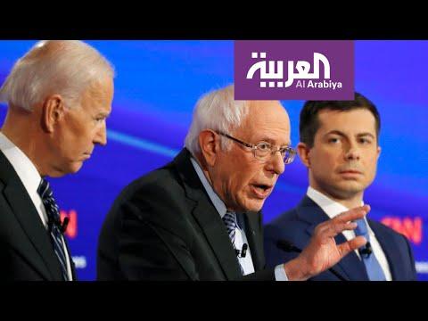 شاهد ارتباك في الحزب الديمقراطي بشأن اختيار منافس دونالد ترامب في الانتخابات الرئاسية