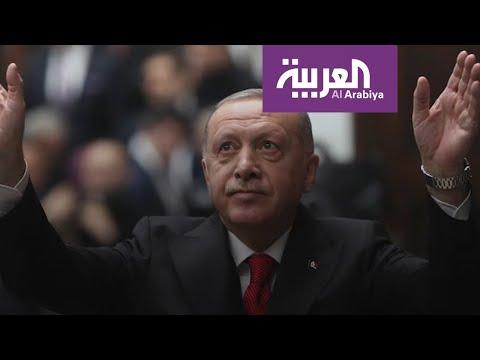 شاهد مواطن تركي يقاطع أردوغان بسبب الظروف المعيشية