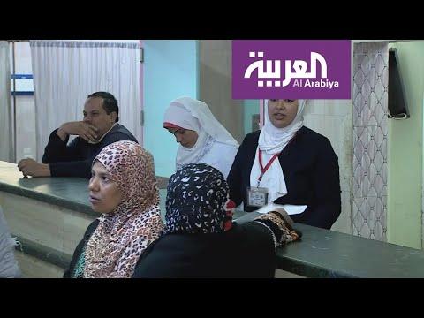 شاهد فيديو يكشف حقيقة هروب طواقم استقبال مستشفى كفر الدوار