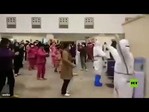 شاهد رقصة الكورونا المتفائلة