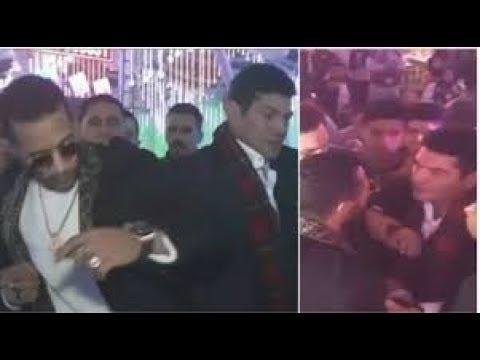 شاهد الفيديو الكامل للمشاجرة بين محمد رمضان وباسم سمرة والجمهور في صدمة