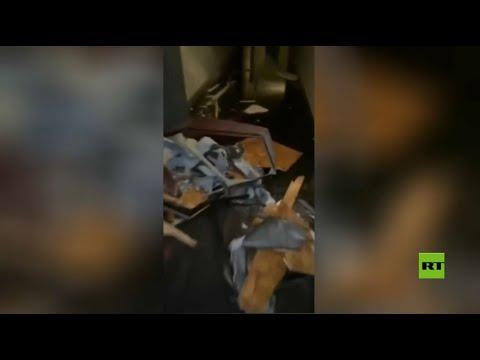 شاهد آثار الإعصار المدمر الذي ضرب مدينة ناشفيل الأميركية