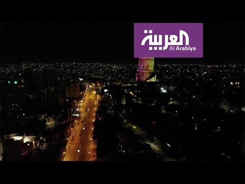 شاهد لقطات ترصد لحظات انطللق صافرات الإنذار وتحوّل عمان إلى مدينة حزينة