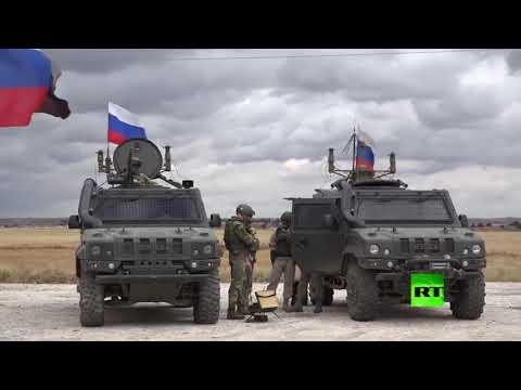 شاهد طريق إم 4 أصبح مفتوحا رسميا بضمانة روسية