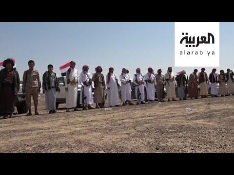 حشد من أبناء صعدة لإسناد الجيش اليمني ودعمه ضد الحوثي