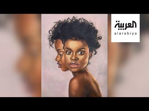 شاهد مسابقة سعودية تفجر مواهب الفنانين على منصات التواصل
