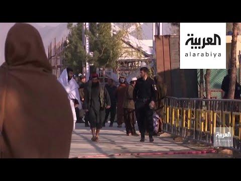 شاهد غارات أميركية على طالبان هي الأولى بعد انتهاء اتفاق وقف النار