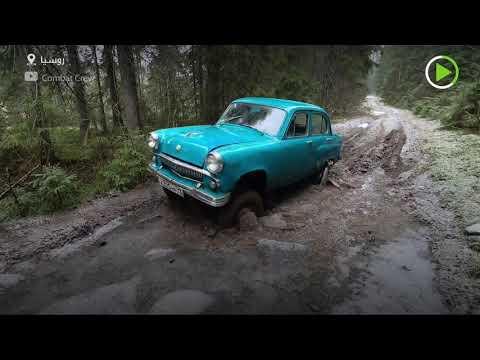شاهد شبان من هواة السيارات القديمة يقررون عودة الحياة لمركبة عمرها 63 عامًا