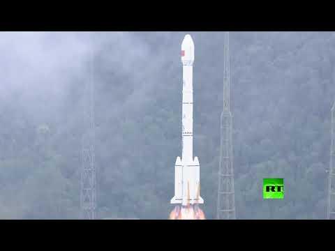 شاهد الصين تُطلق آخر قمر صناعي لمنظومة بيداو للملاحة العالمية