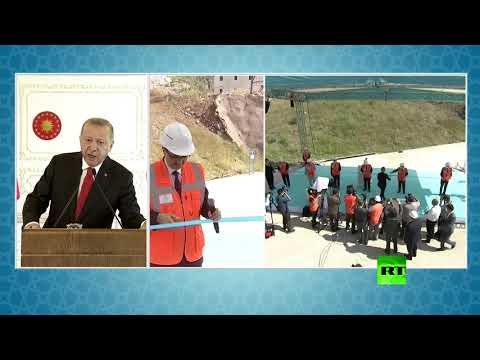 شاهد أردوغان يُعلن نجاح بلاده في إفشال جميع المؤامرات الموجهة ضدها