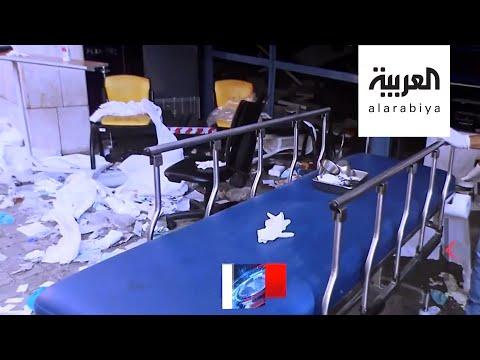شاهد حصيلة مأساوية لضحايا انفجارات بيروت بين مرضى المستشفيات