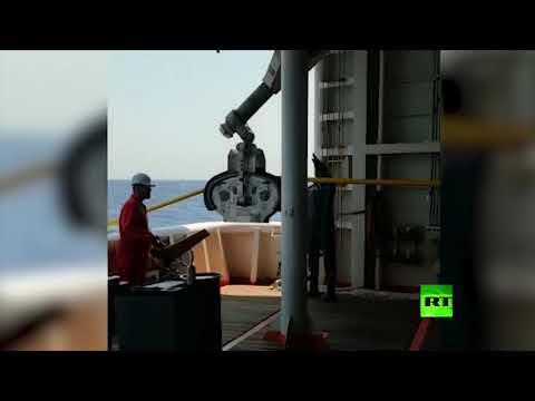 شاهد سفينة أوروتش رئيس التركية تبدأ أعمال المسح السيزمي في شرق المتوسط