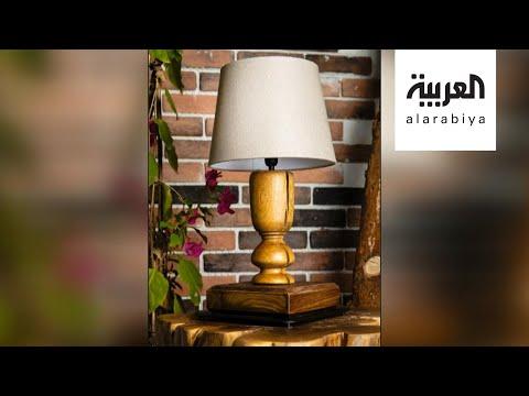 شاهد أحمد الحربي سعودي يطوِّع الطبيعة لتشكيل تحف فنية