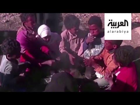 شاهد جريمة اغتصاب عنصرين حوثيين لطفلين تهز اليمن