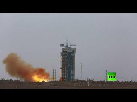 شاهد الصين تُطلق قمرًا صناعيًا جديدًا بنجاح لمراقبة المحطيات