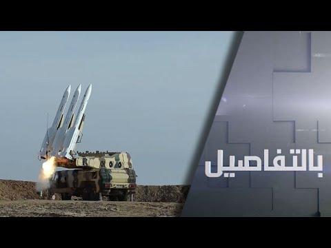 شاهد الجيش والحرس الثوري الإيراني يُعلنان عن مناورات سماءْ الولاية تسعة وتسعون