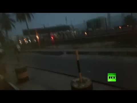 شاهد تصاعد الاحتجاجات في عاصمة نيجيريا والجيش يعرض الانتشار