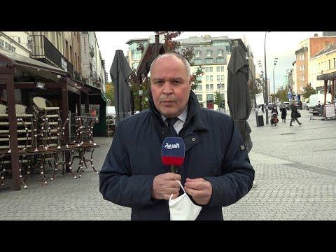 شاهد بلجيكا تكتفي بحظر التجول الليلي رغم تفشي كورونا
