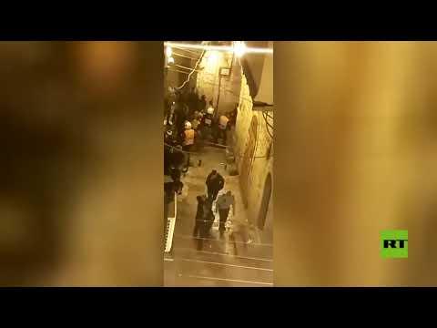 إصابة جندي إسرائيلي في القدس والشرطة تعلن عن تحييد المنفذ