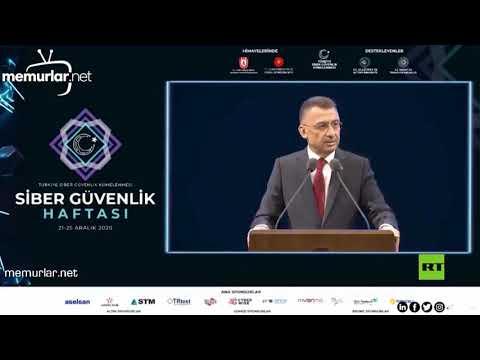 نائب أردوغان يصاب بوعكة صحية خلال إلقاء كلمة مباشرة