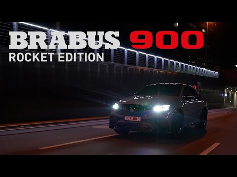 برابوس تُطلق إصدار 900 روكت أسرع سيارات الدفع الرباعي في العالم