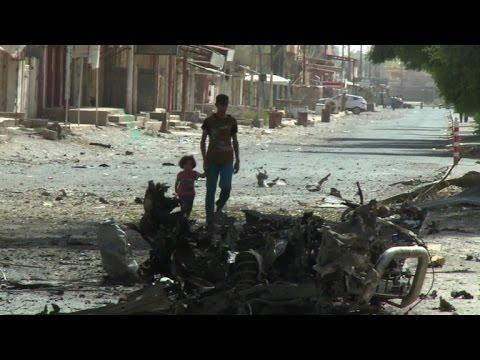 صوت الإمارات - بالفيديو سكان الشرقاط في العراق يأملون أن يحظوا بحياة طبيعية