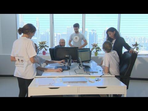 صوت الإمارات - شاهد  صفوف افتراضية عبر الانترنت لتسهيل التعليم